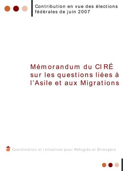 memorandum-2007