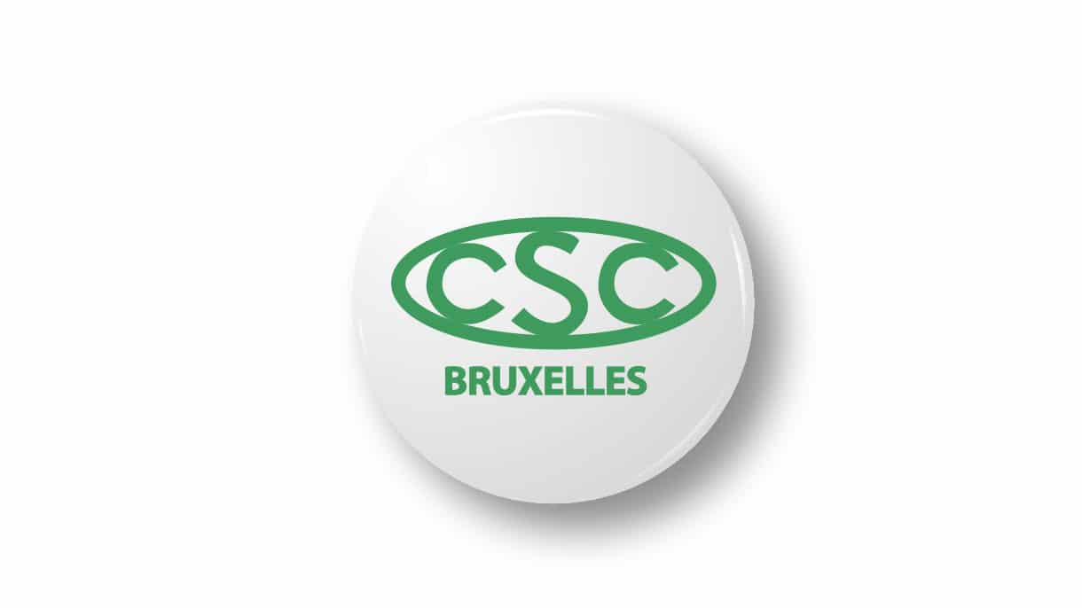 logo CSC Bruxelles