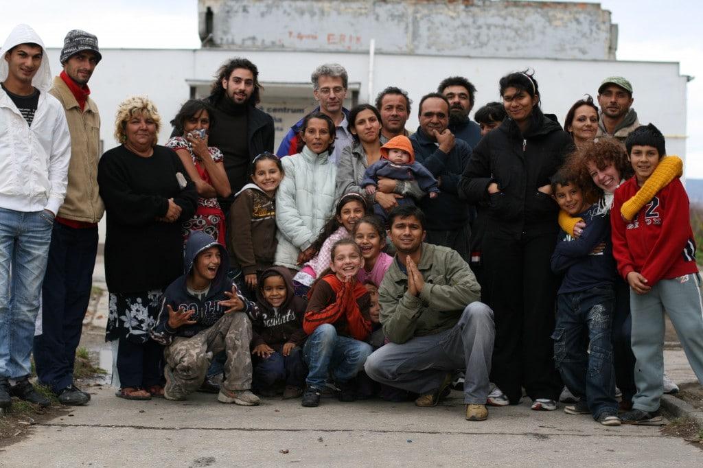 photo groupe des personnes participantes au blog