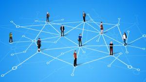Personnages représentant les réseaux du CIRÉ