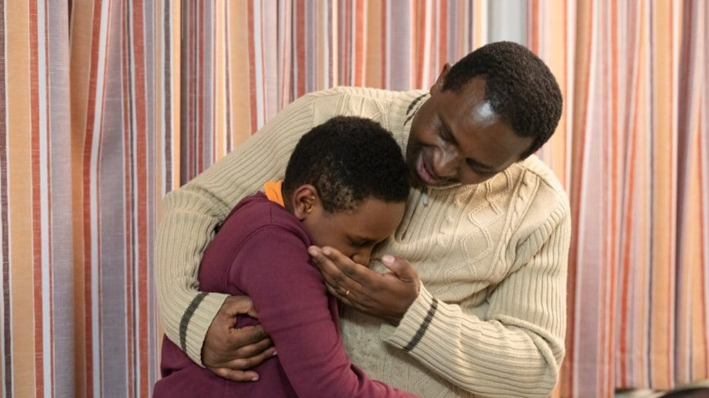 Si mineurs - Aldo et son papa